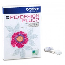 BROTHER PEDESIGN PLUS 2